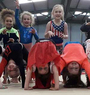 Portlaoise Gymnastic Summer Camps