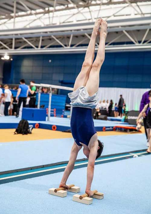 Portlaoise Gymnastics for young teenagers